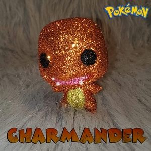 Custom Charmander Funko Pop Pokemon
